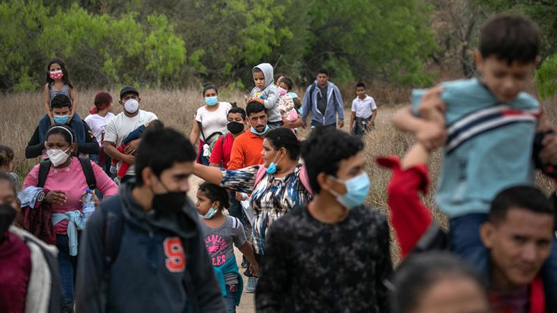 Mexiko meldet starken Anstieg bei Zahl der Migranten aus Mittelamerika