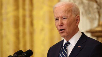 Mauerbau-Stopp: Hat Biden seine Kompetenz überschritten? Bundesbehörde leitet Untersuchung ein