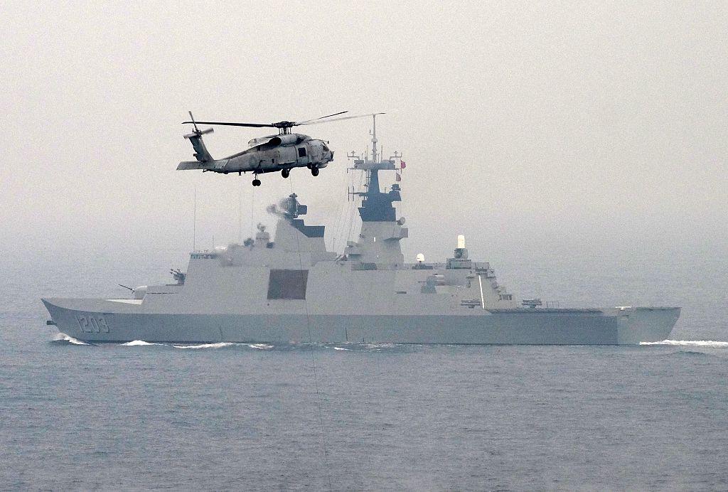 US-Kriegsschiff fährt durch Straße von Taiwan – Warnung an China