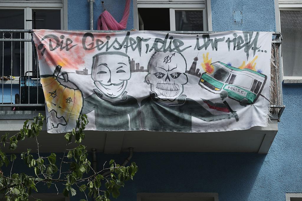 Berlin, Rigaer 94: Wenn der Brandschutzgutachter kommt – dann mit Polizeischutz