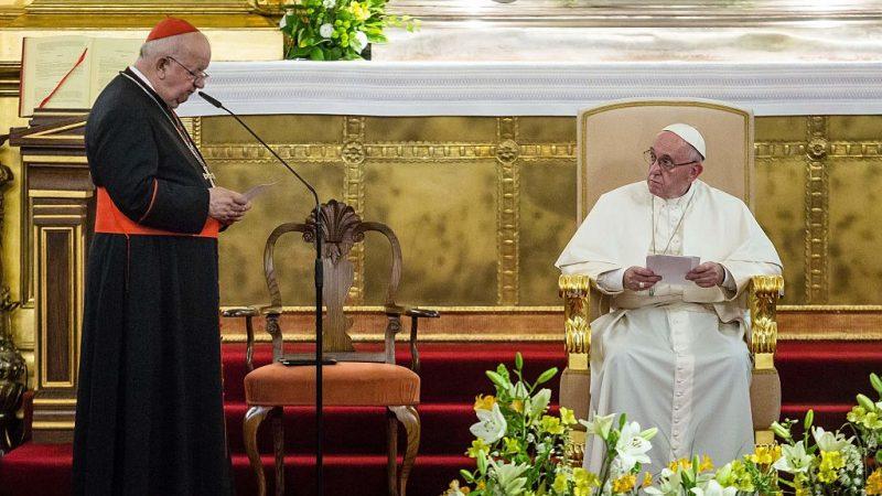 Papst In Krakau 2021