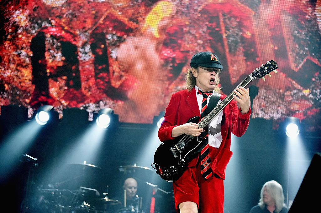AC/DC: Angus Young sieht in Cancel Culture Gefahr für Meinungsfreiheit