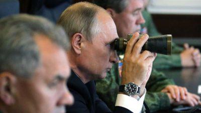 """Russland: """"Schwächung der Nato als Handlungsmaxime"""""""