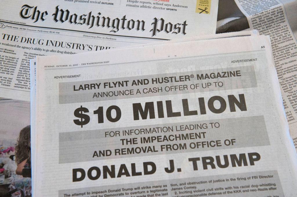 US-Bundesrichter: Demokraten sind kurz davor, alle wichtigen Nachrichtenkanäle zu kontrollieren