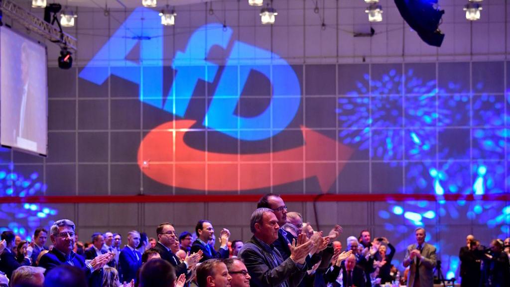 AfD kommt zu zweitägigem Bundesparteitag zusammen