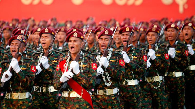 Russland warnt vor Sanktionen gegen Militärjunta in Myanmar
