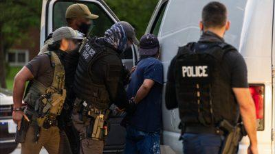 Illegale Einwanderung hat sich verdoppelt – Arizona und Montana klagen gegen Biden-Administration