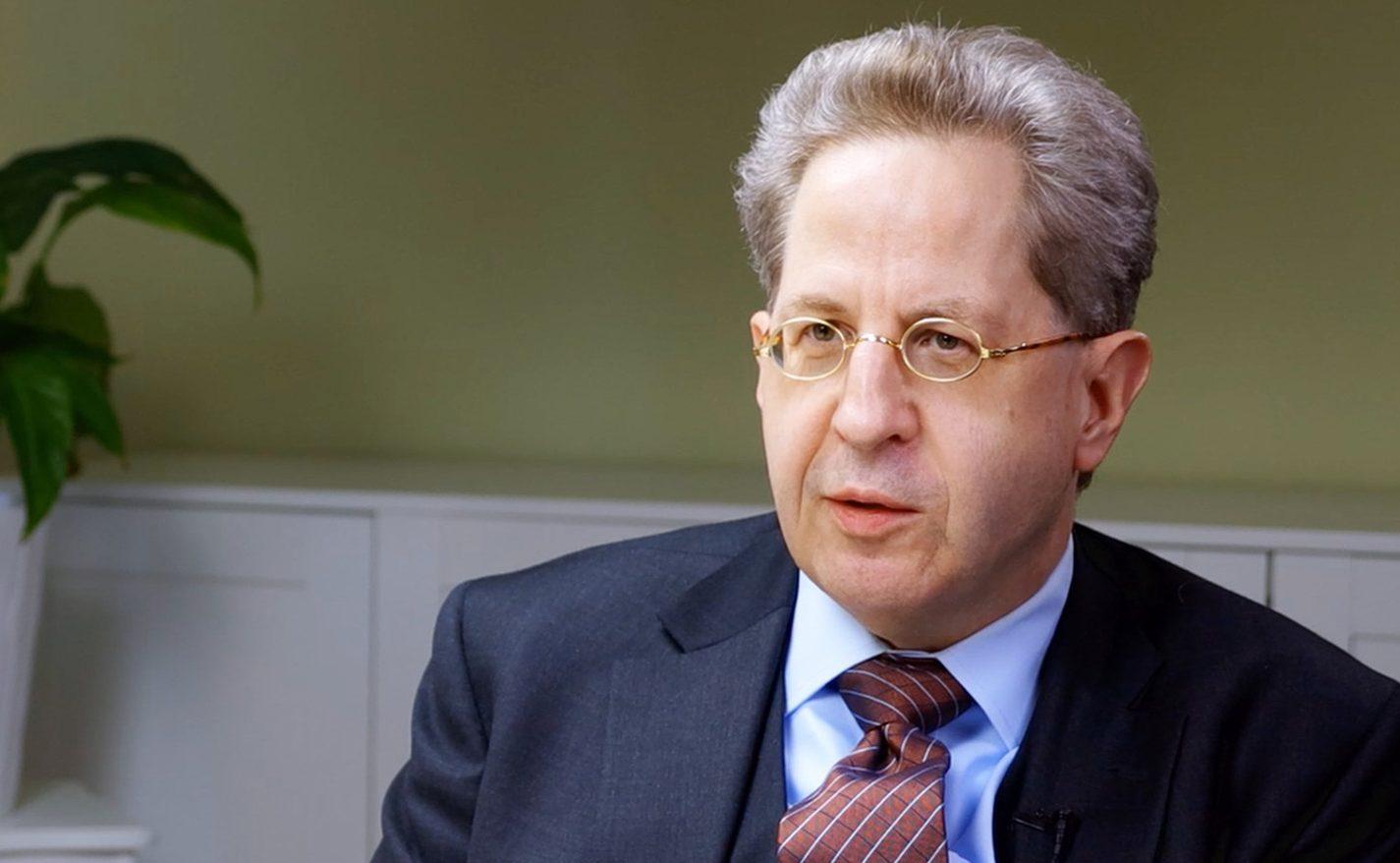 Hans-Georg Maaßen: Krisenlage nicht nur als Corona-Lage begreifen, sondern als Gesamtlage