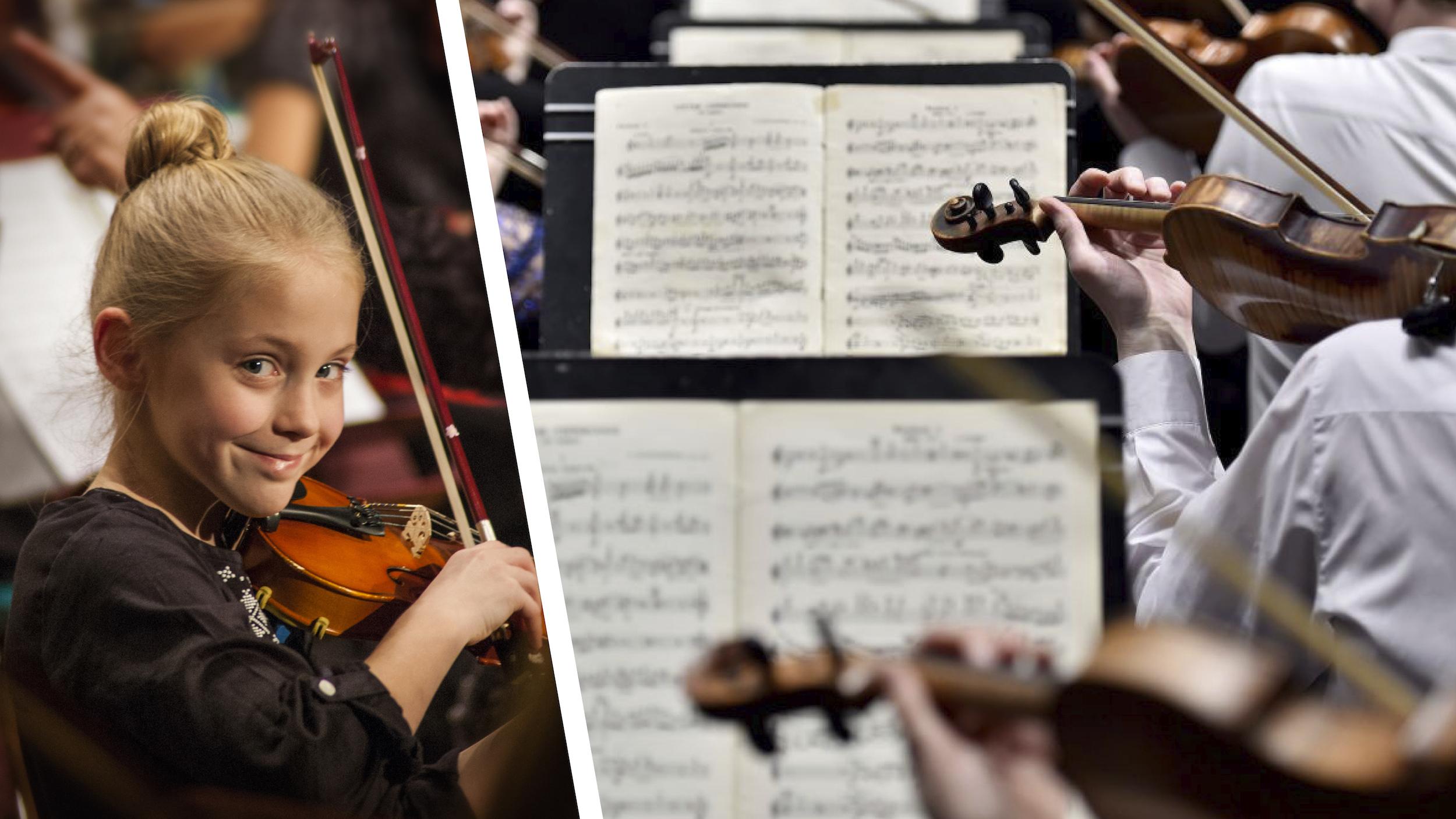 Studie: Klassische Livemusik ruft bei Kindern Wohlbefinden und positive Gefühle hervor