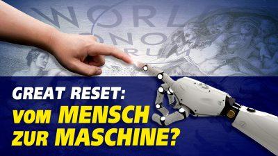 Weltwirtschaftsforum: Die Transhumane Zukunft – Verschmelzung von physischer und digitaler Identität