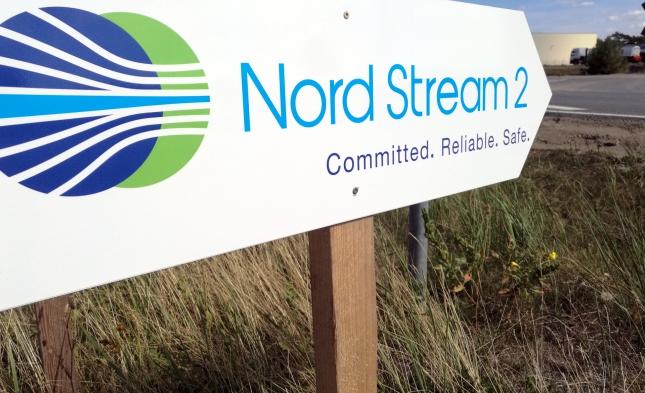 """Ukrainischer Premier warnt: Mit Nord Stream 2 """"stärkt Europa die russische Aggression"""""""