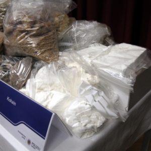 Bund befürchtet gewalttätige Konflikte wegen Kokainhandels in Deutschland
