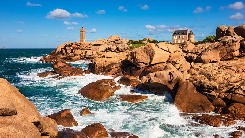 Bretonen wollen Rosa Granitküste zum Unesco-Welterbe machen