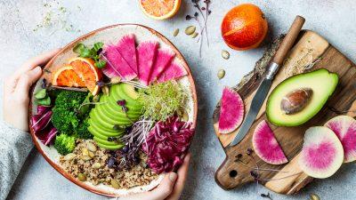 Vegane Ernährung scheint schlecht für die Knochengesundheit zu sein