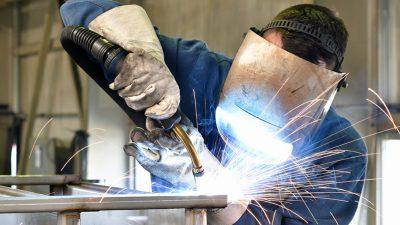 Metall-Arbeiter in NRW erhalten 2021 Einmalzahlung von 500 Euro