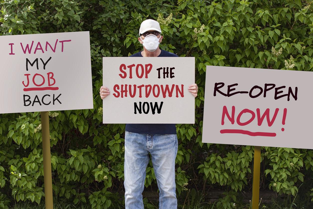 """Stanford-Professor: Lockdowns sind """"der schlimmste Fehler des Gesundheitssystems der letzten 100 Jahre"""""""