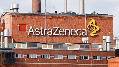 AstraZeneca korrigiert Angaben zu Wirksamkeit von Corona-Impfstoff nach unten