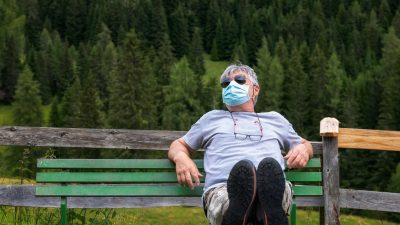 Schweizer Gesundheits-Behörde BAG warnt vor Verwendung von FFP2-Masken