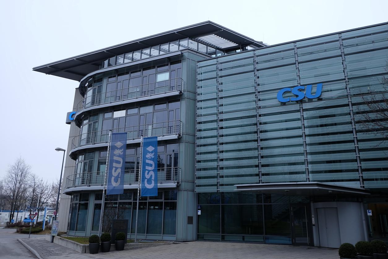 CSU-Politiker Sauter legt alle Parteiämter nieder und lässt Fraktionsmitgliedschaft ruhen