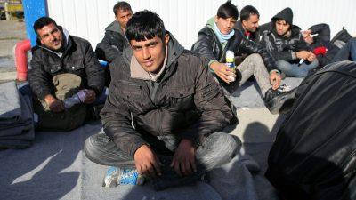Keine Rückführung von in Griechenland anerkannter Flüchtlinge durch Deutschland