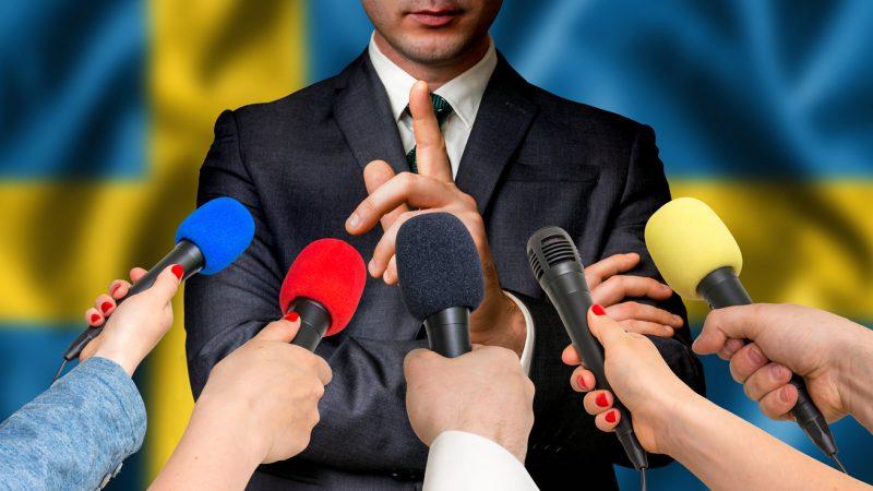"""Die Media Watchdogs of Sweden (Mewas) machen Stimmung gegen den """"schwedischen Weg"""" und bekommen auch aus Deutschland medialen Rückenwind."""