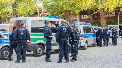 Elf Festnahmen bei Großrazzia gegen Geldwäsche-Netzwerk in drei Bundesländern