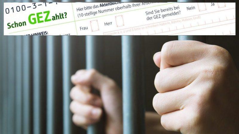 Wegen nichtbezahlter Beiträge: GEZ-Verweigerer Georg Thiel von Polizei zu Hause abgeholt