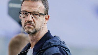 Sportvorstand Bobic bestätigt Abschied von der Eintracht