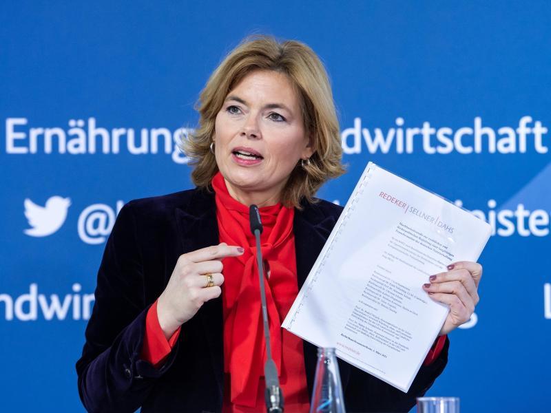 SPD-Fraktion will Klöckners Tierwohllabel im Bundestag stoppen