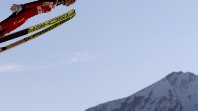 «Riesenlächeln»:Skispringerinnen machen nächsten Schritt