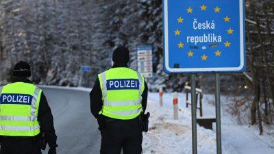 EU kritisiert deutsche Corona-Grenzkontrollen – Berlin weist Kritik zurück