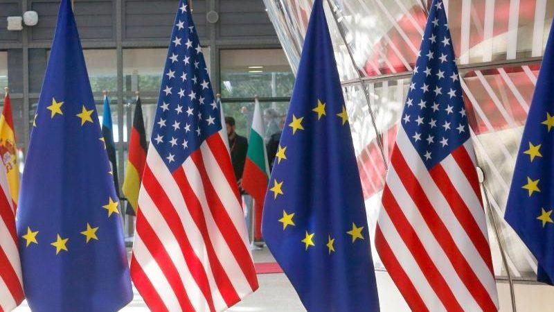 EU sendet im Zollstreit Kompromisssignal an die USA