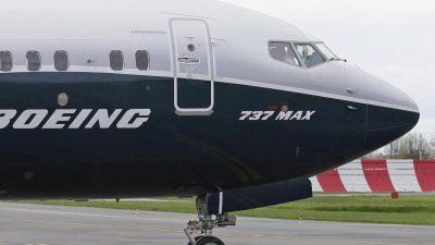 Neues Problem bei Boeing 737 Max weitreichender als gedacht