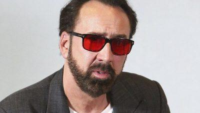 Nicolas Cage zum fünften Mal verheiratet