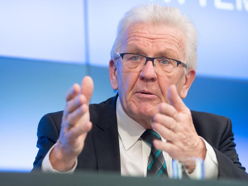 """Kretschmann wirbt mit Strompreissenkung – """"Atomausstieg erfolgte nicht aus ökonomischen Überlegungen"""""""