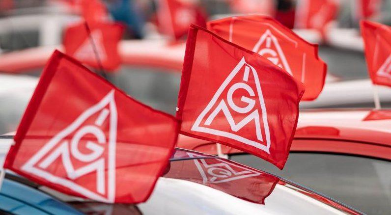 IG Metall NRW kündigt Warnstreiks in der Eisen- und Stahlindustrie an