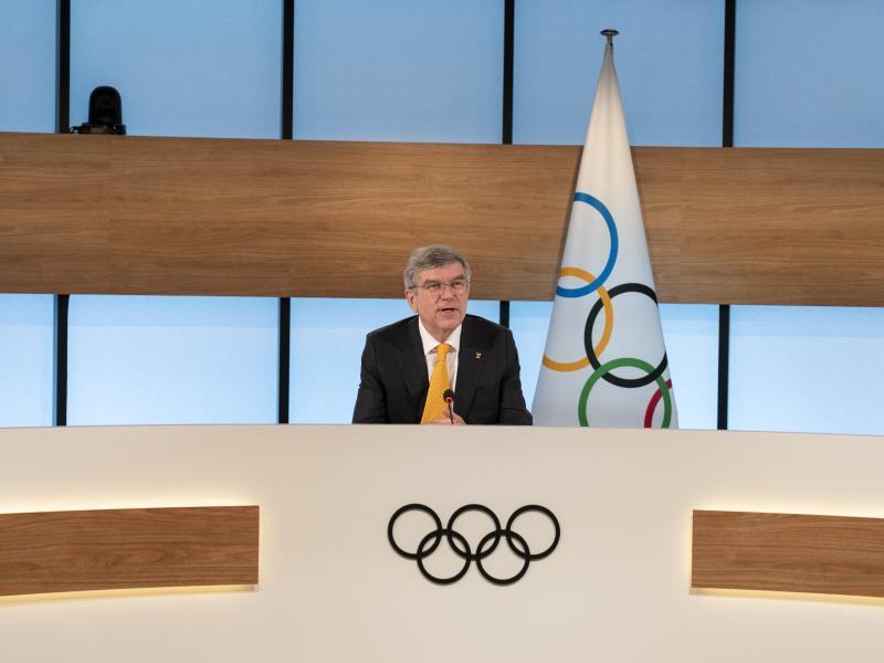 IOCstimmt für Bachs neues Reformprogramm Agenda 2020+5