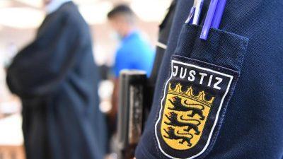 Vergewaltigung in Ulm – Haftstrafen gegen vier Männer
