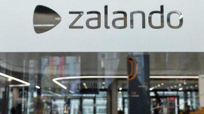 Einkleiden am Handy – Ladenschließungen beflügeln Zalando