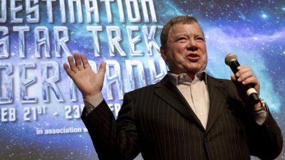 """Für immer """"Captain Kirk"""": William Shatner wird 90"""