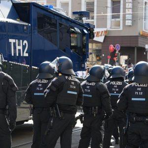 Proteste gegen Corona-Beschränkungen in zahlreichen deutschen Städten und Gemeinden