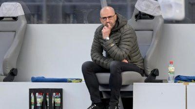 Bayer Leverkusen trennt sich von Trainer Peter Bosz