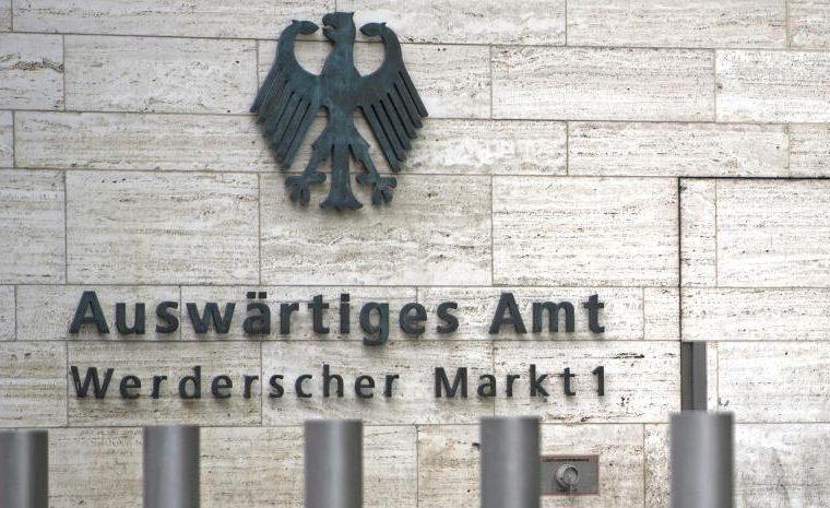 Deutschland zitiert Chinas Botschafter ins Auswärtige Amt