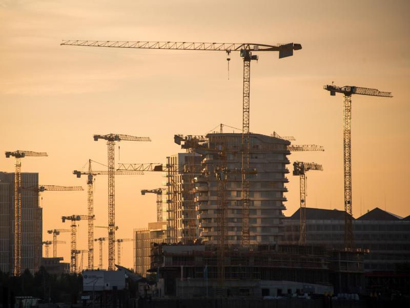 Deutsche Wirtschaft im ersten Quartal um 1,8 Prozent geschrumpft