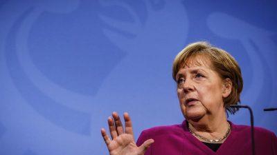 Merkel ruft bei Petersberger Klimadialog zu größeren Anstrengungen auf