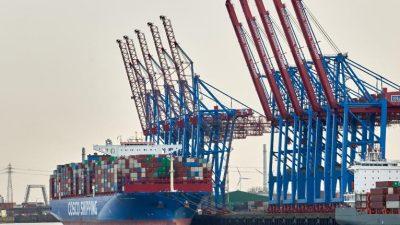 Reederei erwartet wochenlange Auswirkungen durch Stau an Containerhafen in China