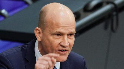Brinkhaus fordert Tempo bei Modernisierung der Bundeswehr