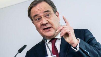 """Laschet über die Neuausrichtung der CDU: Kein """"weiter so"""" mehr – """"Wir sind in den letzten Jahren zu bequem geworden"""""""