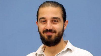 Syrien-Flüchtling Alaows zieht Bundestags-Kandidatur zurück