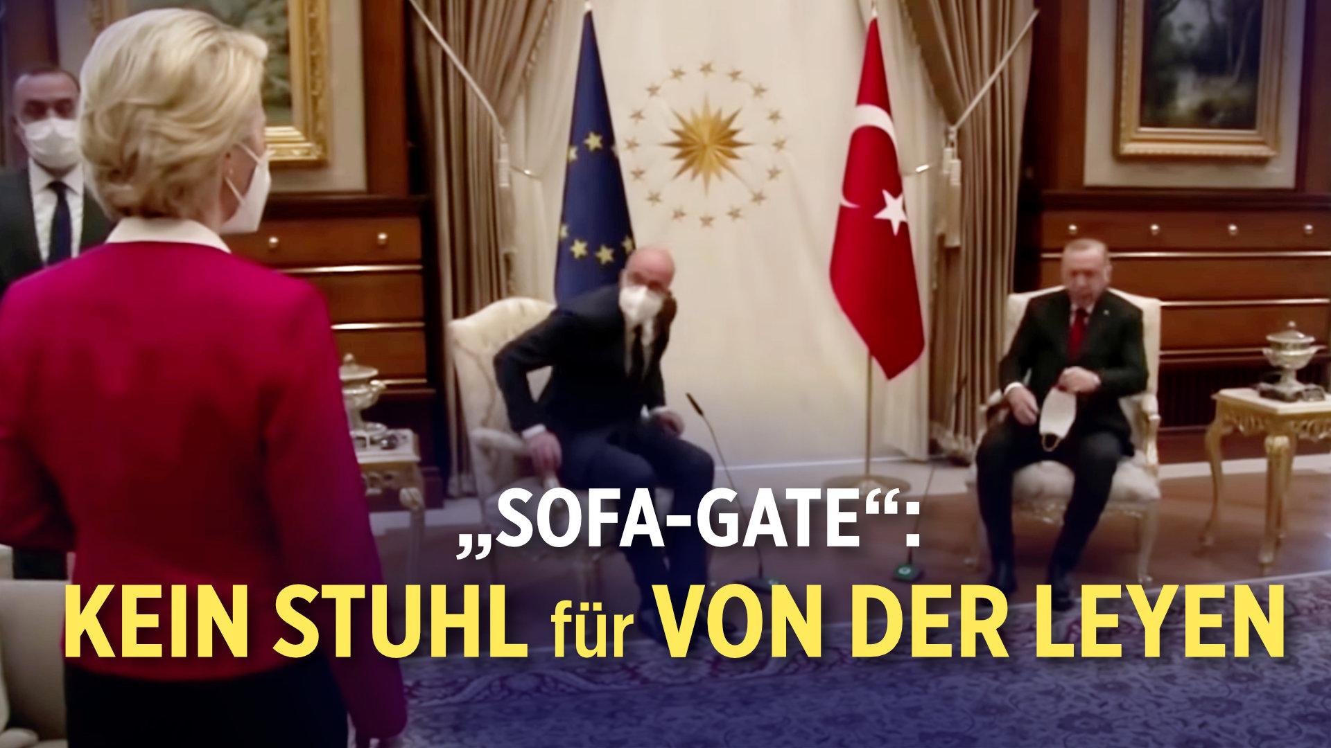 Ursula von der Leyen in der Türkei gedemütigt? | UK: Sorge vor gefälschten Impfpässen